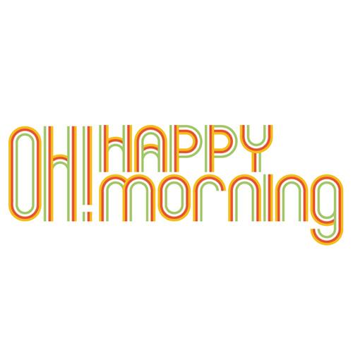 oh happy morning 井門宗之 森藤恵美 蒲田健 小林千鶴 小谷大輔 jfn park